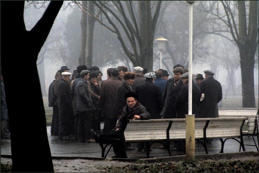 Одесса в 1982 году. фотожурналист Иэн Берри 4