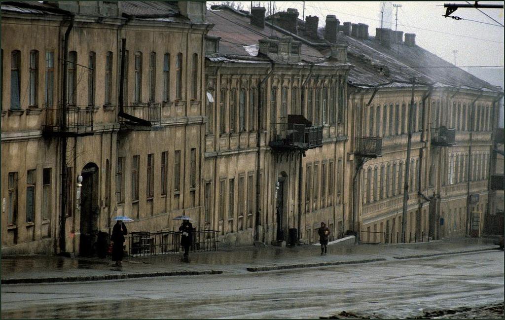 Одесса в 1982 году. фотожурналист Иэн Берри 41