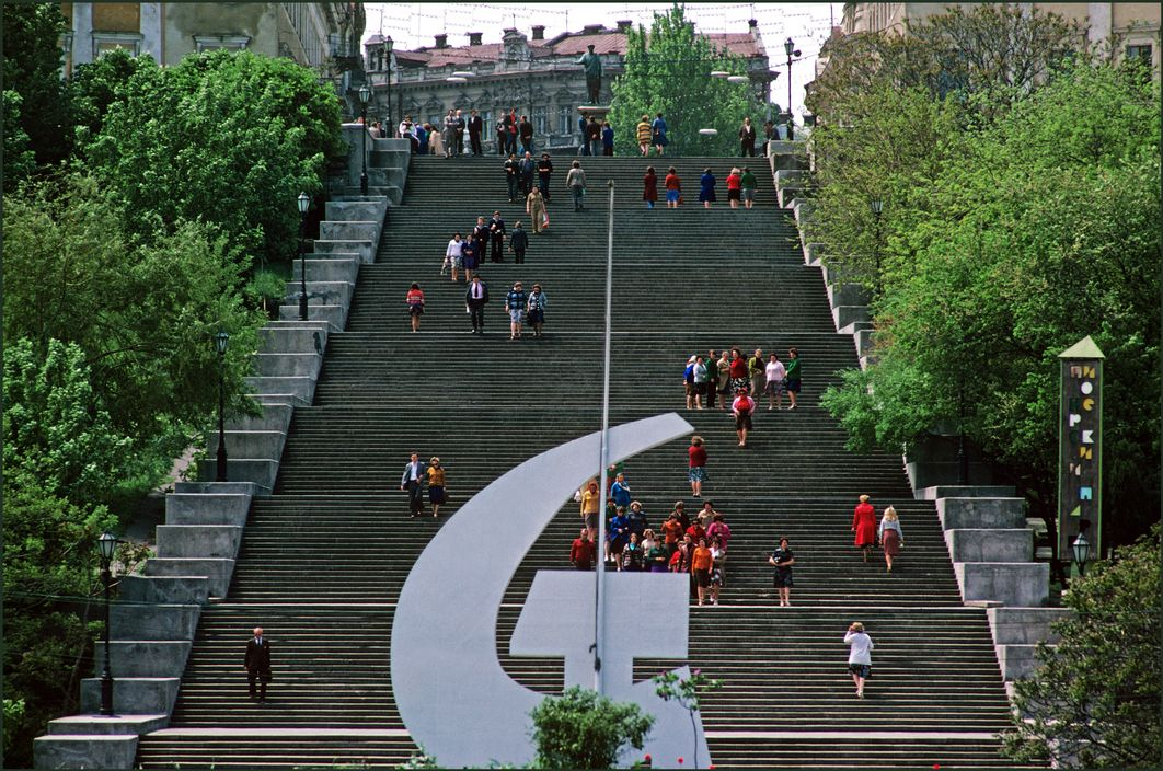 Одесса в 1982 году.