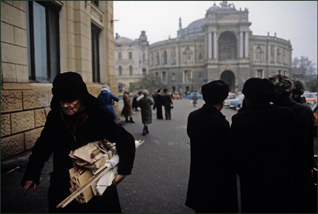 Одесса в 1982 году. фотожурналист Иэн Берри 6