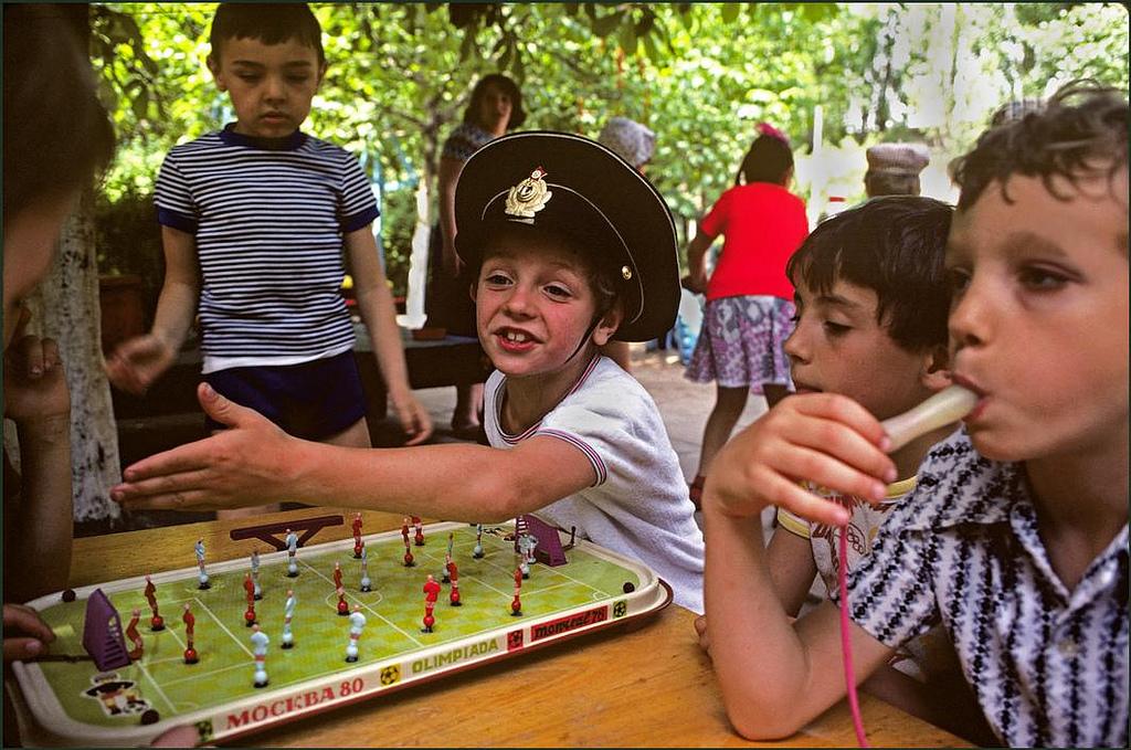 Одесса в 1982 году. фотожурналист Иэн Берри 7