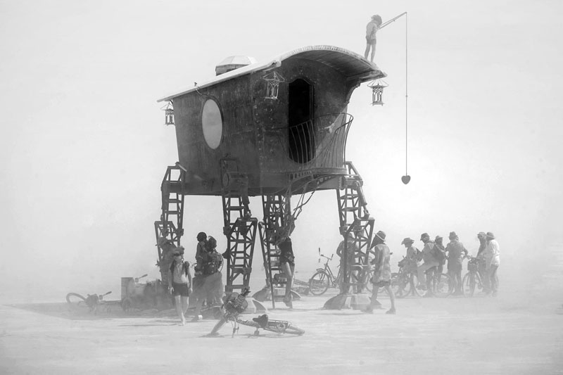 Burning Man fotograf Viktor Habchi 11