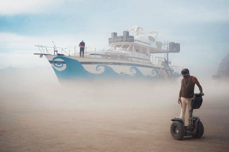Burning Man fotograf Viktor Habchi 2