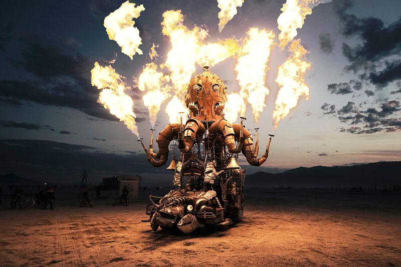 Burning Man fotograf Viktor Habchi 4