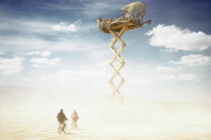 Burning Man fotograf Viktor Habchi 6