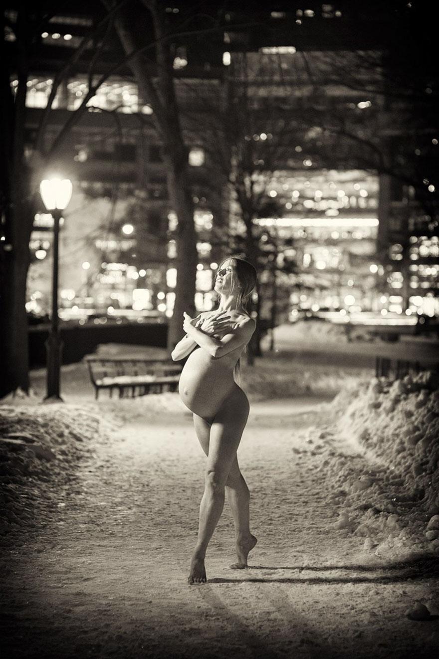 Обнажённые танцоры в фотографиях Джордана Мэттера 15