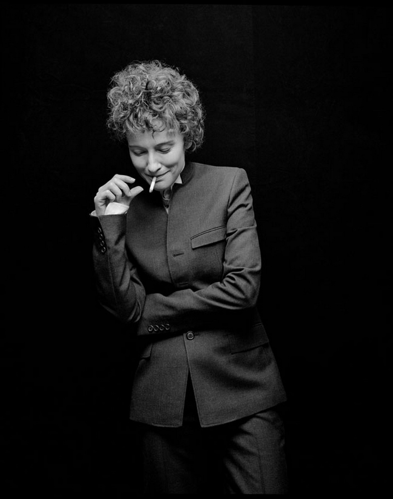 Портреты знаменитых курильщиков 123
