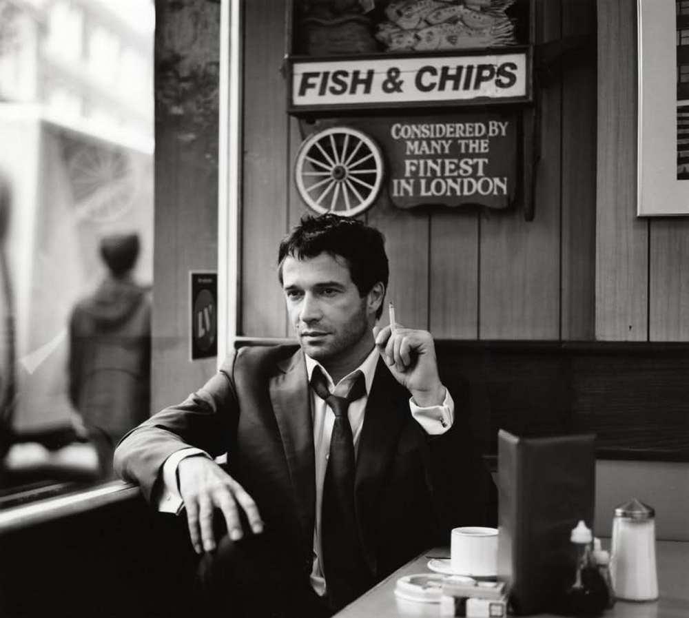 Портреты знаменитых курильщиков 156