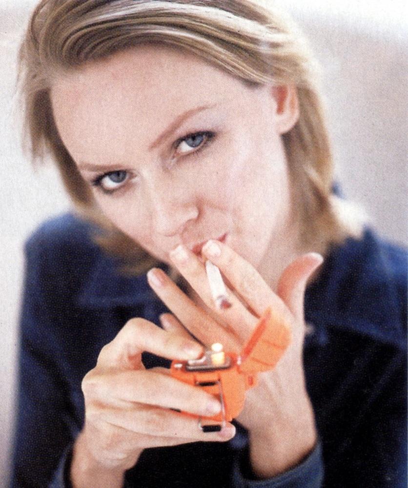 Портреты знаменитых курильщиков 70