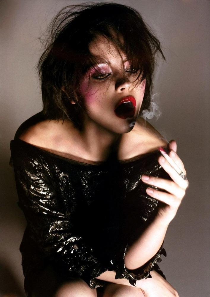 Портреты знаменитых курильщиков 83