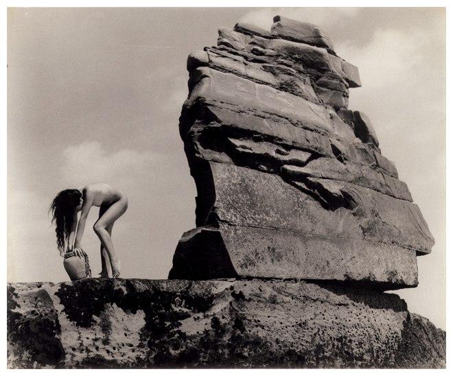«Женщины моря». Фотограф Ивасе Ёсиюки 14