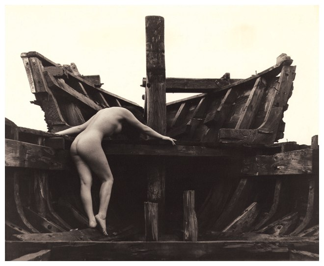 «Женщины моря». Фотограф Ивасе Ёсиюки 23