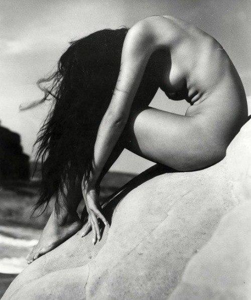 «Женщины моря». Фотограф Ивасе Ёсиюки 27