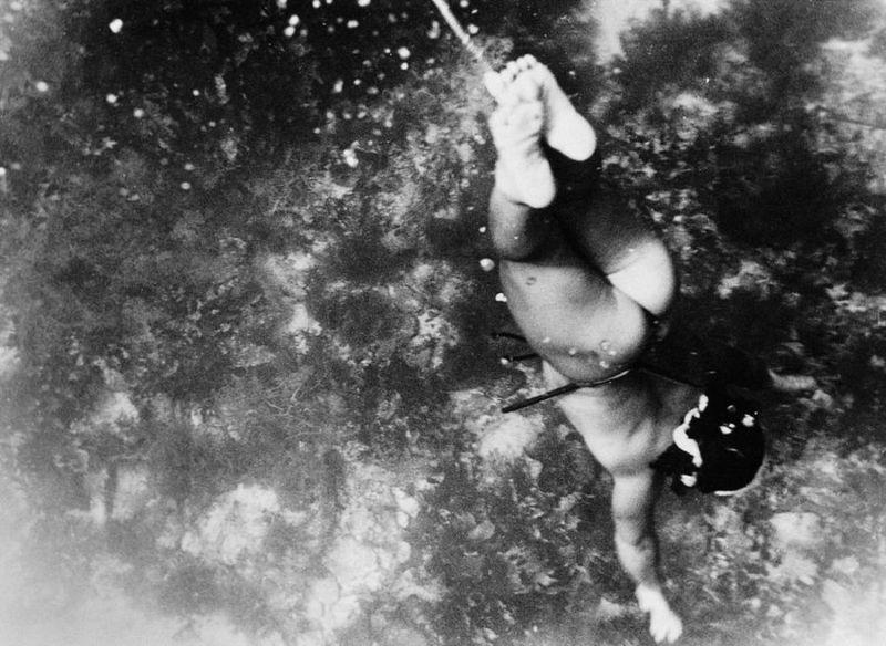 «Женщины моря». Фотограф Ивасе Ёсиюки 30