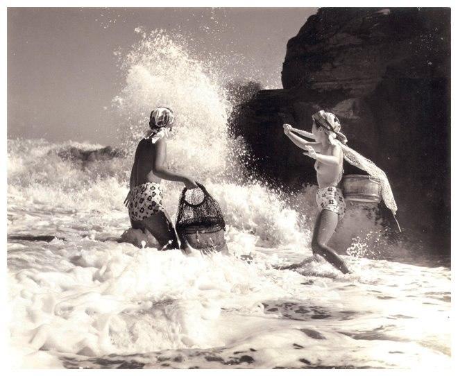 «Женщины моря». Фотограф Ивасе Ёсиюки 38