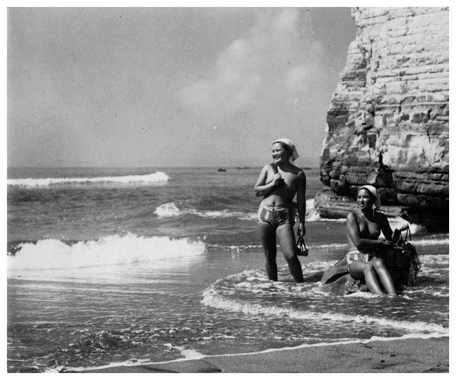 «Женщины моря». Фотограф Ивасе Ёсиюки 39