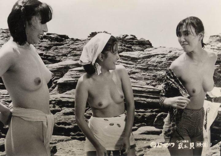 «Женщины моря». Фотограф Ивасе Ёсиюки 4