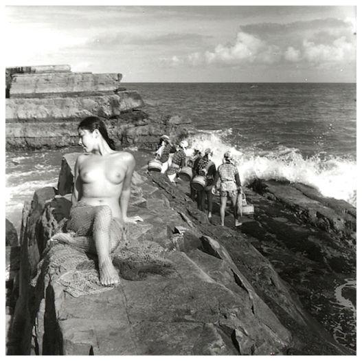 «Женщины моря». Фотограф Ивасе Ёсиюки 44