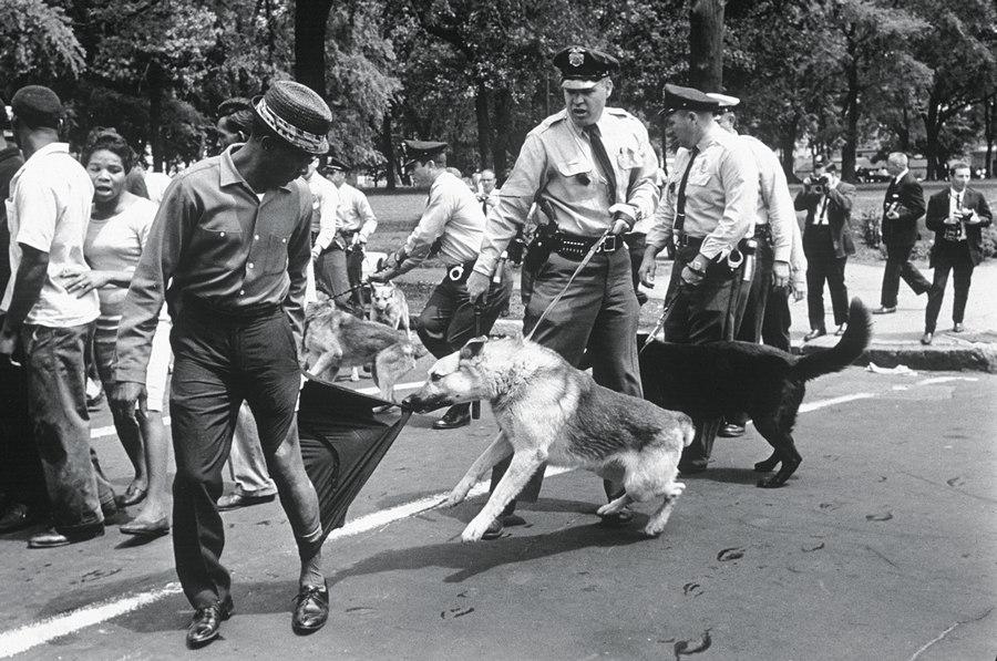Birmingham Alabama Charles Moore 1963