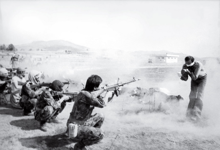 Firing Squad in Iran Jahangir Razmi 1979