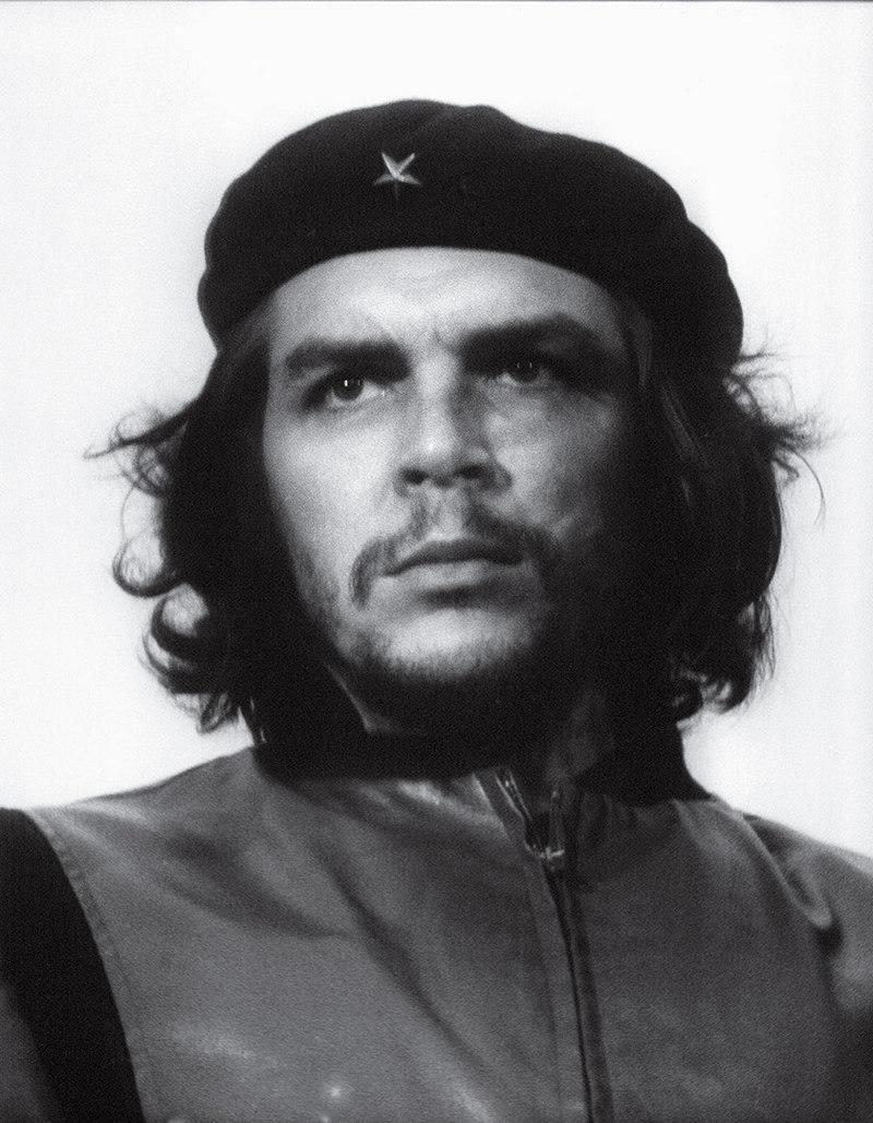 Guerillero heroico Alberto Korda 1960
