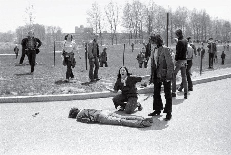 Kent State Shootings John Paul Filo 1970