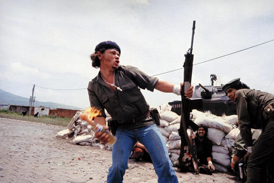 Molotov Man Susan Meiselas 1979