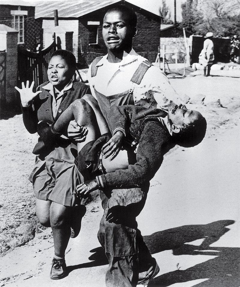 Soweto Uprising Sam Nzima 1976