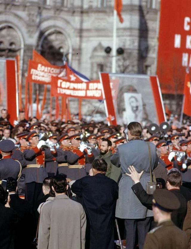 Samie yarkie momenti putishestviyz Fidelya po SSSR 35