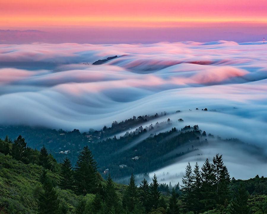 Туман волнами-самое прекрасное, что я снял после 8 лет экспериментов 3