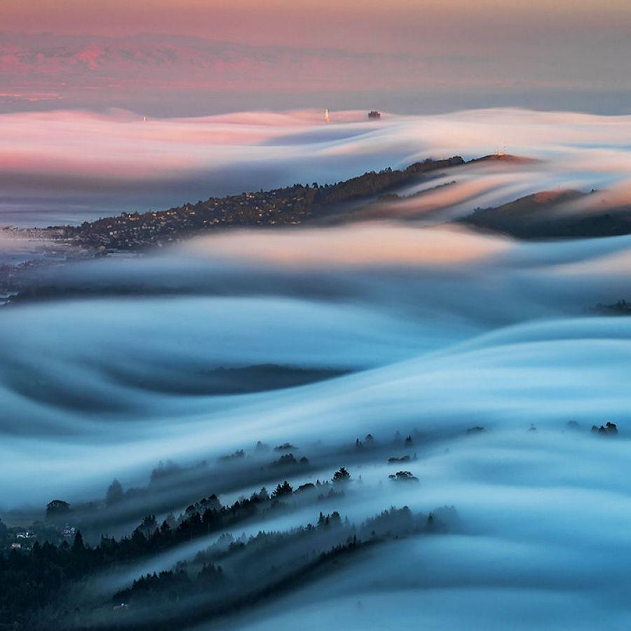 Туман волнами-самое прекрасное, что я снял после 8 лет экспериментов 4