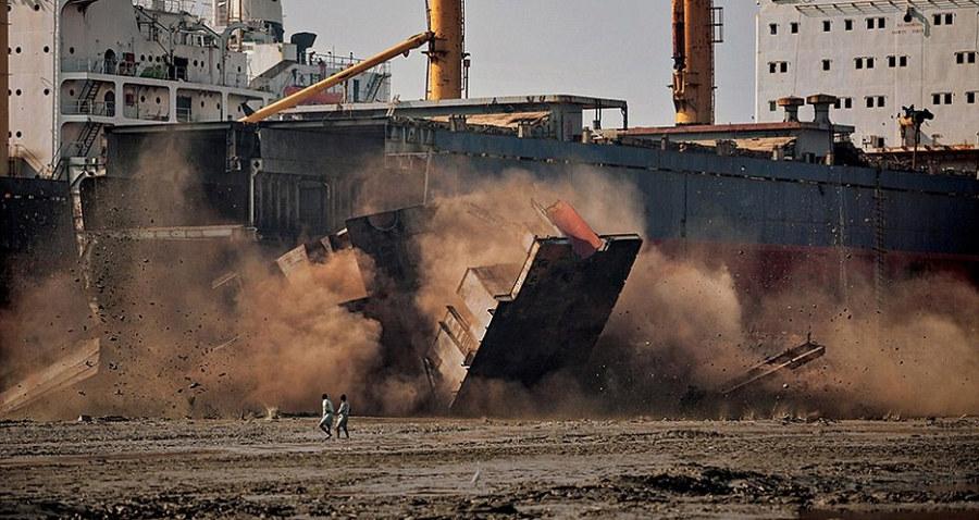 Кладбище кораблей: последняя пристань гигантов 9