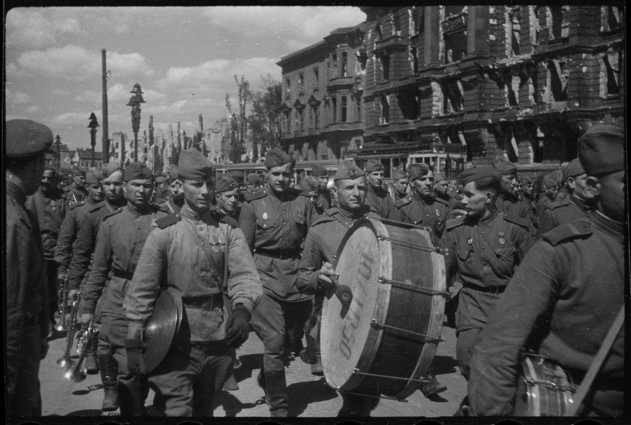 Уникальные фотографии Второй мировой войны 19