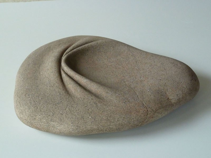 Скульптор, у которого волшебные отношения с камнями 1