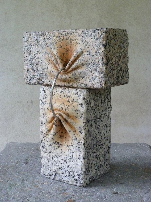 Скульптор, у которого волшебные отношения с камнями 11