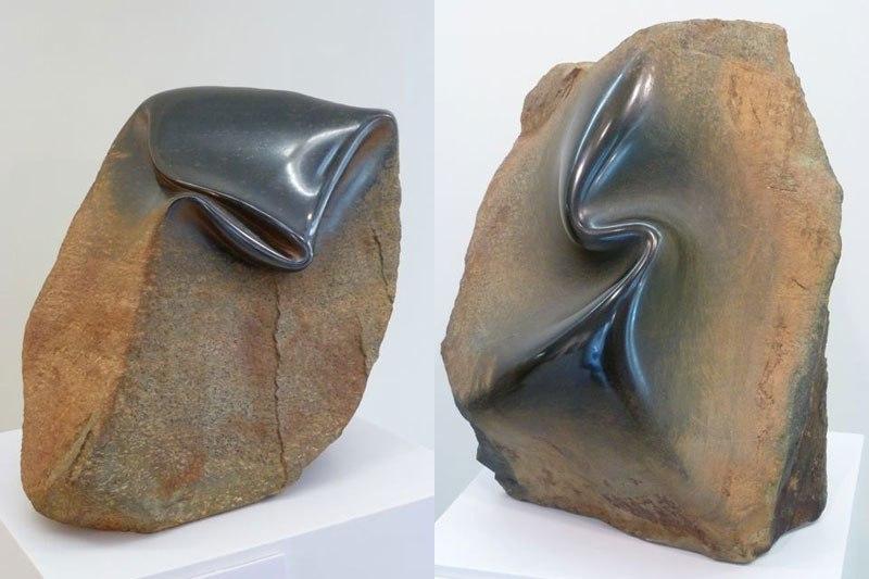 Скульптор, у которого волшебные отношения с камнями 21