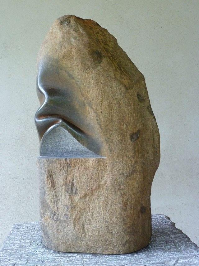 Скульптор, у которого волшебные отношения с камнями 3