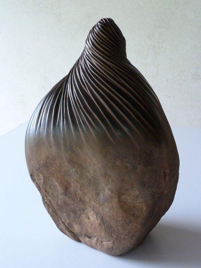 Скульптор, у которого волшебные отношения с камнями 4