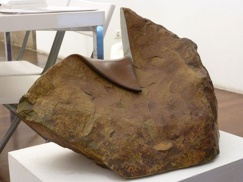 Скульптор, у которого волшебные отношения с камнями 6