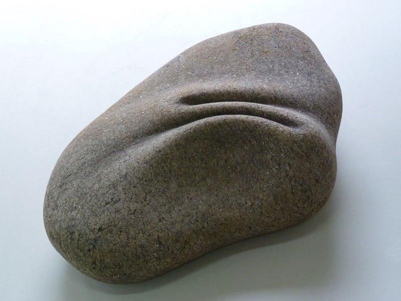 Скульптор, у которого волшебные отношения с камнями 8