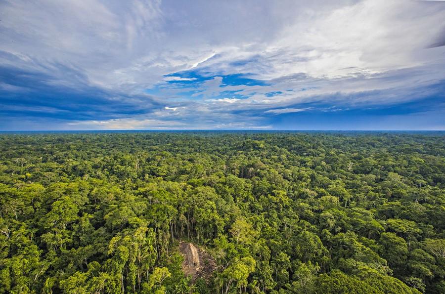 Неизвестное племя в джунглях Амазонии 4