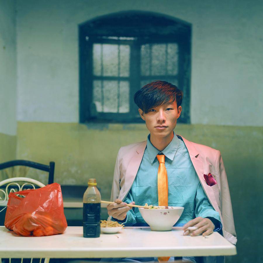Китайский фотограф Квентин Ши  25