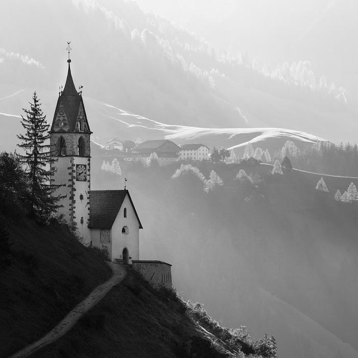 Пейзажные фотографии Даниел Жежиха 8