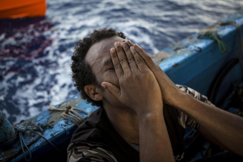 Средиземноморская миграция, Средиземное море - 10