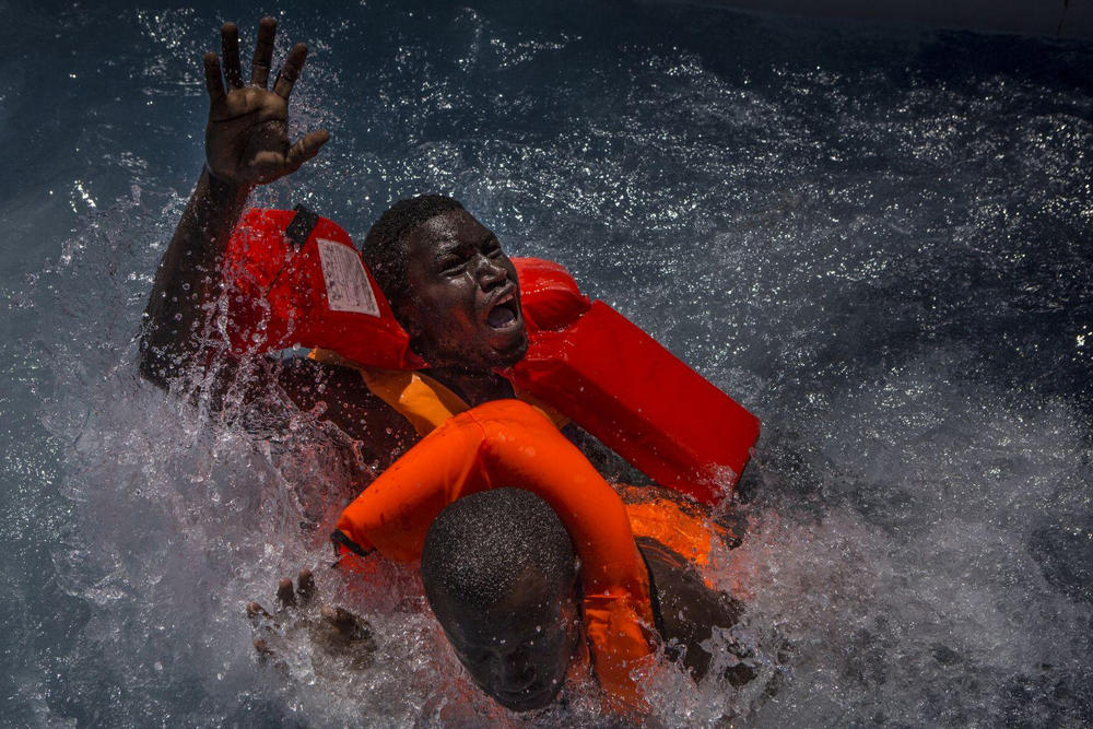 Средиземноморская миграция, Средиземное море - 5