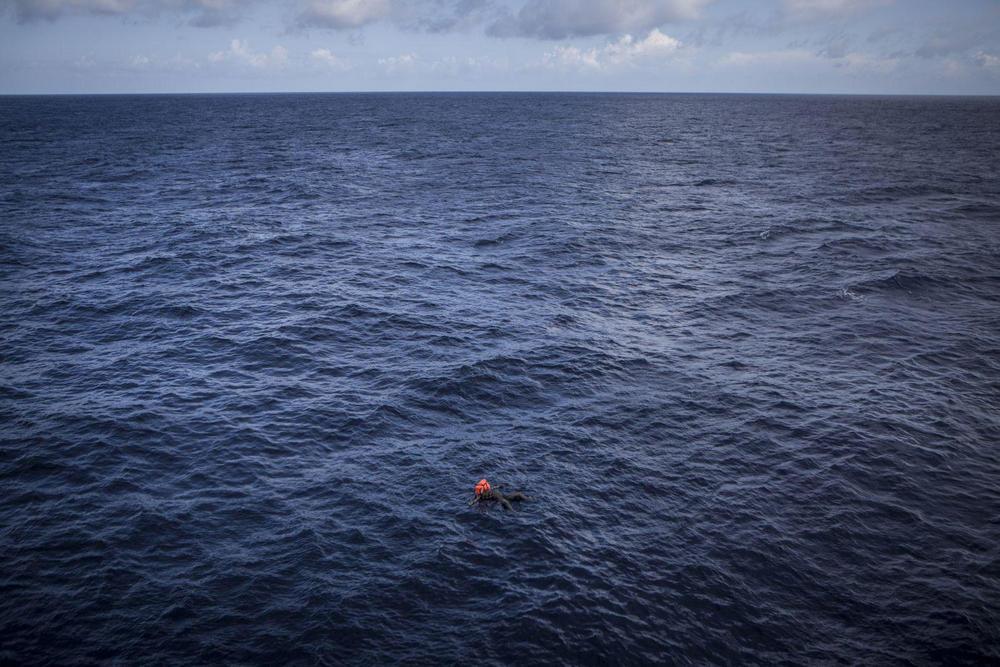 Средиземноморская миграция, Средиземное море - 8