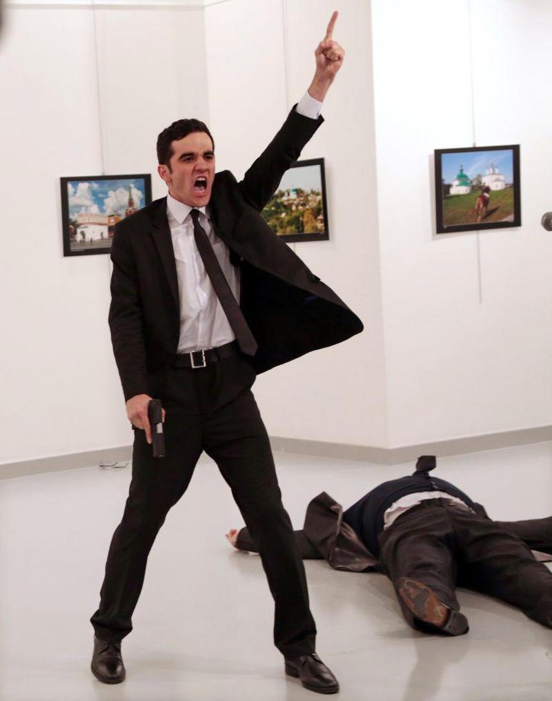 Убийство в Турции, Анкара, Турция - 2