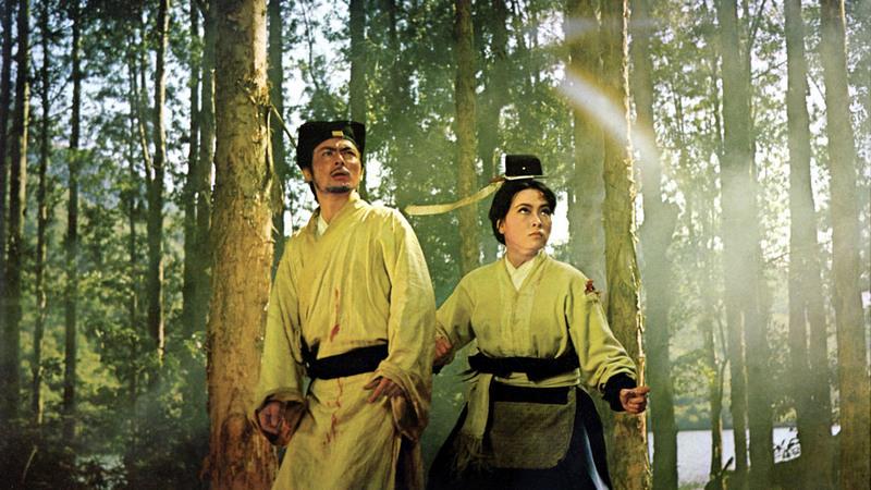 Самые красивые фильмы из Восточной Азии  14