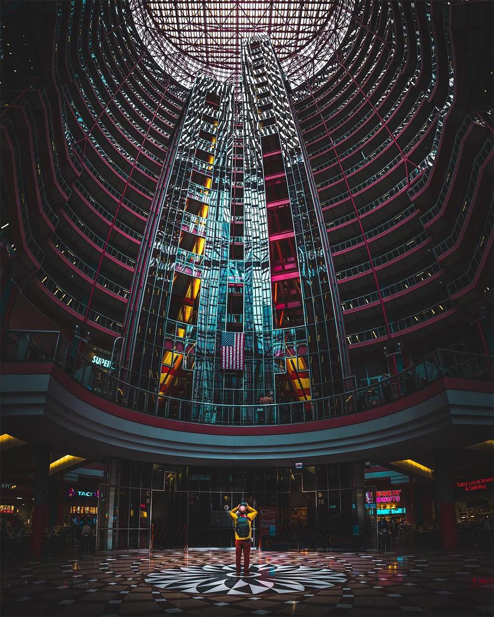 Хмурый Чикаго фотографа Майка Мейерса 2