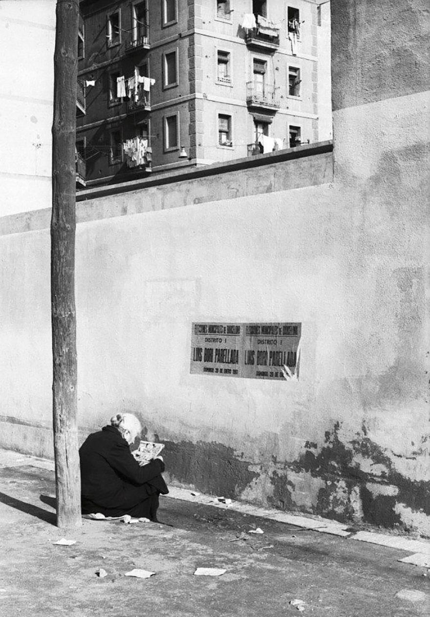 Старые снимки Барселоны. Фотограф Милагрос Катурла 17